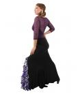 Flamenco skirt, Model EF214