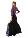 Flamenco skirt, Model EF214