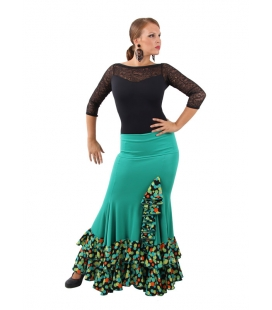 Flamenco Skirt, Model EF-220