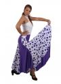 Flamenco skirt, Model EF041