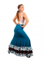 Flamenco skirt, Model EF128