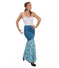 Flamenco Skirt, Model EF036