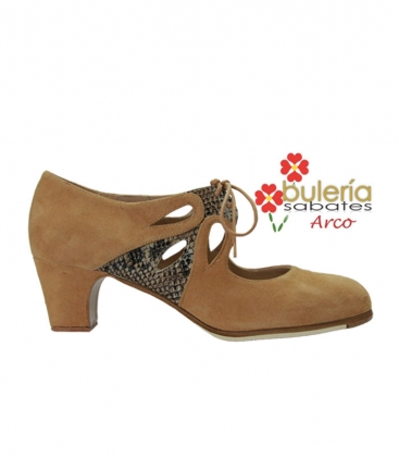 bulería shoes