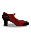 Flamenco Shoes, Lirio Professional