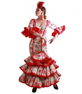 Flamenco Dress, Cantares Super
