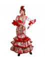 Flamenco Dress, Cantares Super