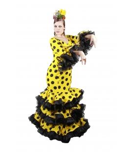 Flamenco Dress, Size 46 (XL)