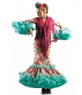 Flamenco Dress, Olimpia Super