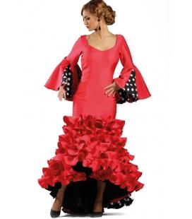 Flamenco Dress, Vera