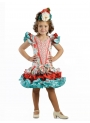 Girls Spanish Dress, Paola Super