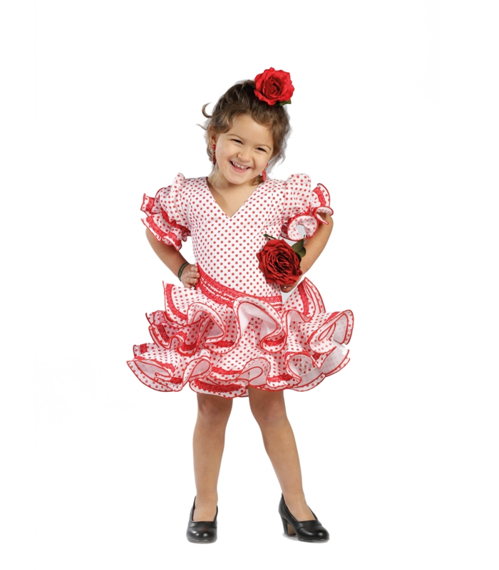 Girls Flamenco Dresses 2017 Delirio