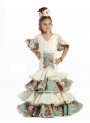 Flamenco Dress For Girls, Begonia Super