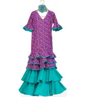 Girls Flamenco Dresses 2017