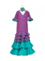 Flamenco Dress For Girls, Size 6
