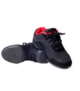 Sneaker shoes splited sole