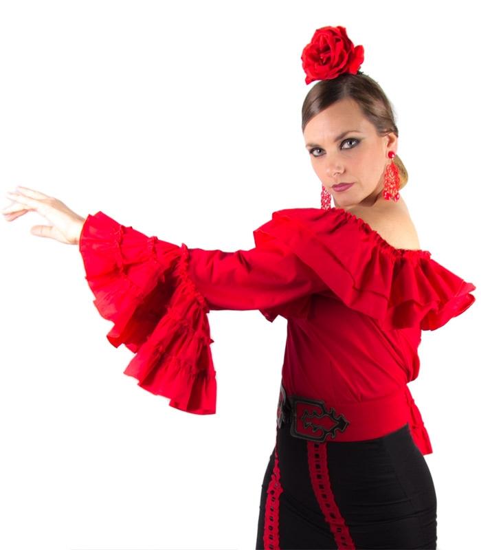 9796231107b52 ... Flamenco blouses  Flamenco blouses