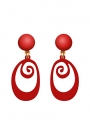 Girl's Flamenco Earrings