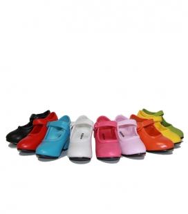 Flamenco Shoes for Girls