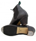 Flamenco dancing ankle boots for men and boys