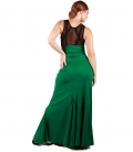 Flamenco Skirt High Waist, Model Sacromonte
