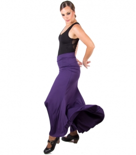 Flamenco Skirt Regular Waist, Mod: Sacromonte