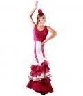 Flamenco Skirt for Woman Jaleo