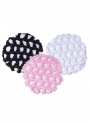 Round cover Hair Net for Dance - Mod:8119 sd