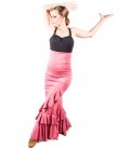 dance flamenco skirt