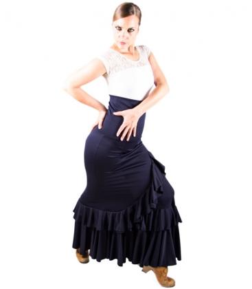 Skirts for dance flamenco