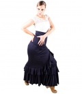 Skirts for dance flamenco