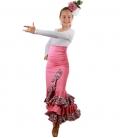 Girls Flamenco Skirt
