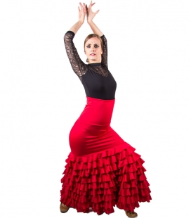 Women Flamenco Skirt - Mod Sol