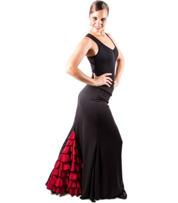 Flamenco Dance Skirt, Model Albaicín