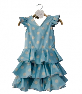 Flamenco dress for kids