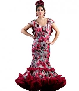 Spanish Dress 2018 Malaga Extra