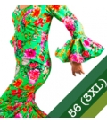 Flamenco Dress – Size 56 – Flamenco dress for sale