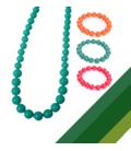 Flamenco Necklaces and Bracelets