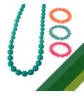 Flamenco Necklaces and Bracelets