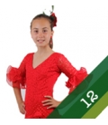 Flamenco Dresses Girl - Size 12