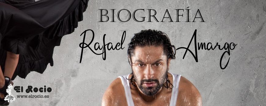 Biografía Rafael Amargo